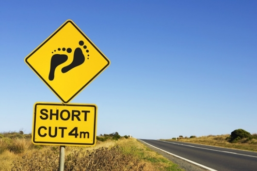 The Shortcut to Great Feet