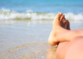 Pedi-Care Tips For Summer